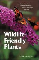 Wildlife-friendly Plants
