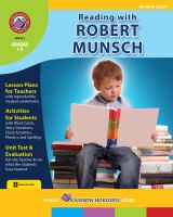 Robert Munsch Author Study
