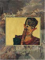 Schiele, Self-portrait With Hand on Cheek
