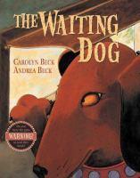 The waiting dog