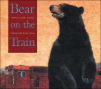 Bear on the Train