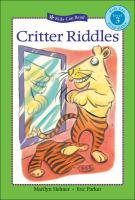Critter Riddles