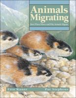 Animals Migrating