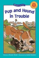 Pup and Hound in Trouble