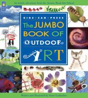 The Jumbo Book of Outdoor Art