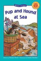 Pup and Hound at Sea