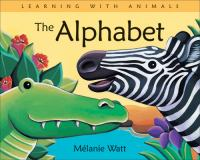 The Alphabet With Wild Animals
