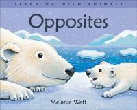 Opposites With Polar Animals