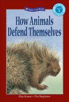 How Animals Defend Themselves