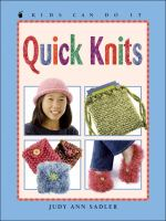 Quick Knits