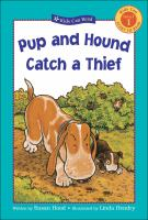 Pup and Hound Catch A Thief