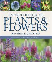 Encyclopedia of Plants & Flowers