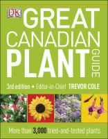 Great Canadian Plant Guide