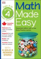 Math Made Easy Expanded Edition Grade 4