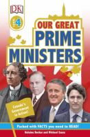 Our Great Prime Ministers
