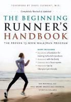 The Beginning Runner's Handbook