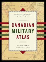 The Canadian Military Atlas