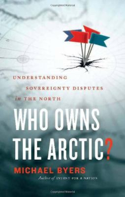 Cover image for Who Owns the Arctic?
