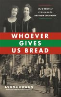 Whoever Gives us Bread