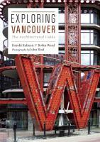 Exploring Vancouver