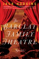 The Barclay Family Theatre