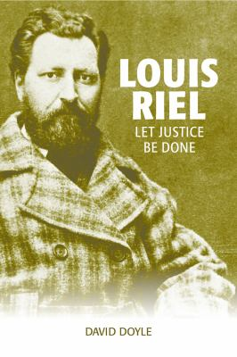 Cover image for Louis Riel