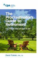 The Procrastinator's Guide to Retirement