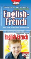 Bilingual Preschool, English-French