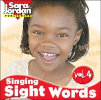 Singing Sight Words