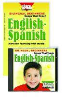 Bilingual Beginners, English-Spanish