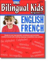 Bilingual Kids English-french Beginners Resource Book