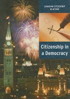 Citizenship in A Democracy