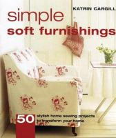 Simple Soft Furnishings