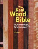 Real Wood Bible