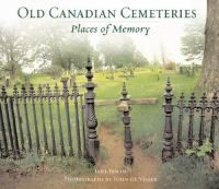 Old Canadian Cemeteries