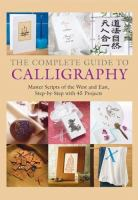 The Complete Guide to Calligraphy