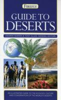 Firefly Guide to Deserts