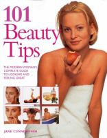 101 Beauty Tips