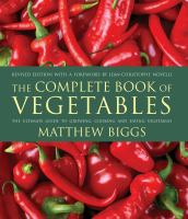 The Complete Book of Vegetables