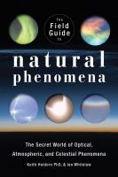 The Field Guide to Natural Phenomena