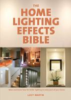 The Home Lighting Effects Bible