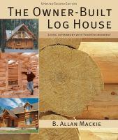 The Owner-built Log House