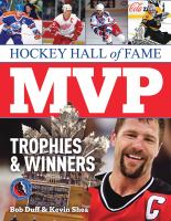 Hockey Hall of Fame MVP Trophies & Winners