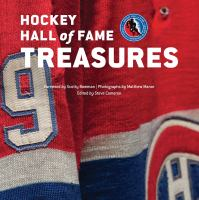 Hockey Hall of Fame Treasures