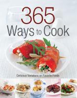 365 Ways to Cook