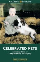 Celebrated Pets