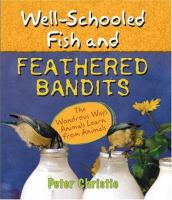 Well-schooled Fish and Feathered Bandits
