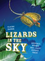 Lizards in the Sky: Animals Where You Least Expect Them