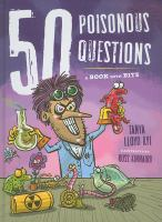 50 Poisonous Questions: A Book With Bite
