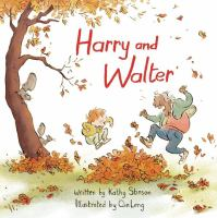"""Harry and Walter """"FOREST OF READING NOMINEES 2017"""""""